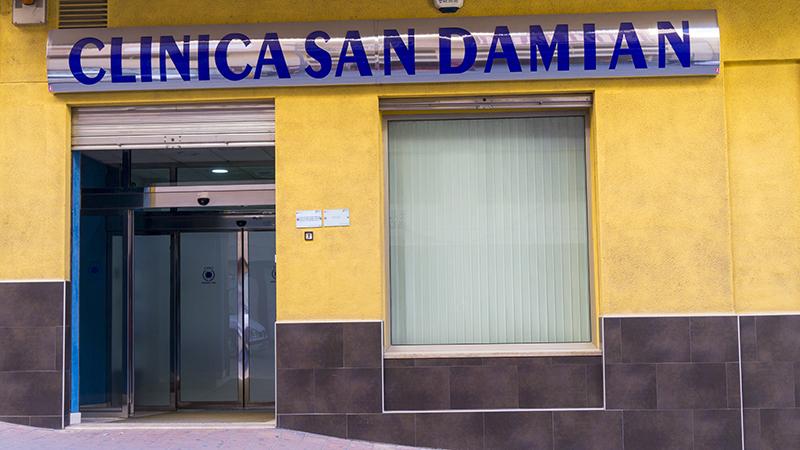 Clínica San Damián Abarán